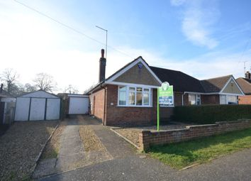 Thumbnail 2 bed bungalow to rent in Southfield Road, Duston, Northampton
