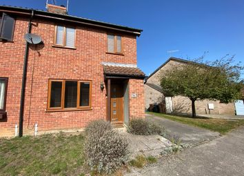 Thumbnail 3 bed semi-detached house for sale in Castle Brooks, Framlingham, Woodbridge