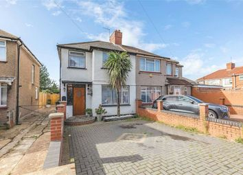Coronation Road, Hayes, Middlesex UB3. 3 bed semi-detached house