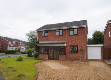 Thumbnail 3 bedroom detached house for sale in Shamrock Way, Telford
