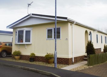 Thumbnail 3 bed mobile/park home for sale in 124 Cherrytree Park, Empire Way, Gretna, Dumfries & Galloway