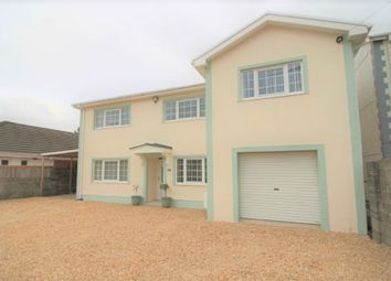 Thumbnail 5 bed detached house for sale in Glebe Road, Loughor