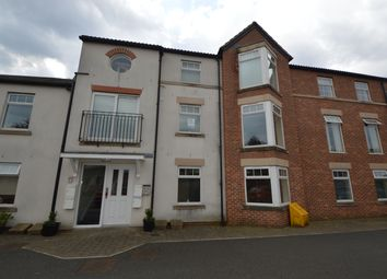 Thumbnail 2 bed flat to rent in Goosecroft, Northallerton
