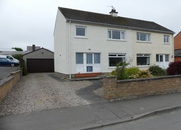 Thumbnail 3 bed semi-detached house for sale in Pitfour, St. Madoes