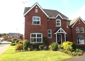 Thumbnail 4 bed detached house for sale in Wood Leason Avenue, Lyppard Hanford, Worcester