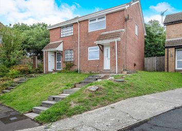 Thumbnail 2 bed semi-detached house for sale in Bronwydd, Birchgrove, Swansea