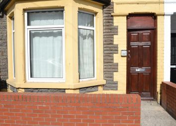 Thumbnail 4 bed shared accommodation to rent in Alfred Street, Roath, Cardiff