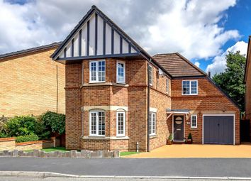 Thumbnail 4 bed detached house for sale in Sweetbriar Way, Wimblebury, Cannock