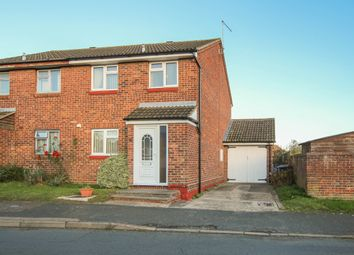 Thumbnail 3 bed semi-detached house for sale in Shetland Road, Haverhill
