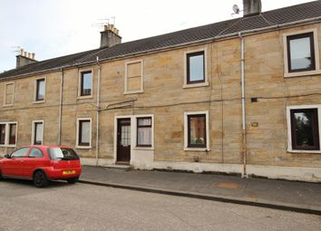 Thumbnail 1 bed flat for sale in 8 Newfield Place, Thornliebank