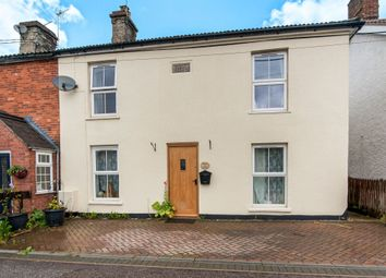 Thumbnail 4 bed end terrace house for sale in Brandon Road, Watton, Thetford