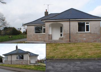 Thumbnail 3 bedroom detached bungalow for sale in 2 St Andrew Drive, Castle Douglas