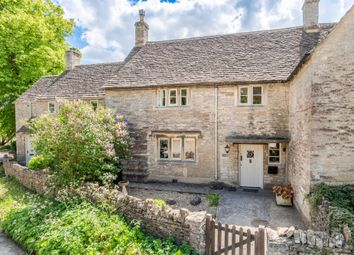 Thumbnail 4 bed cottage for sale in Crudwell, Malmesbury