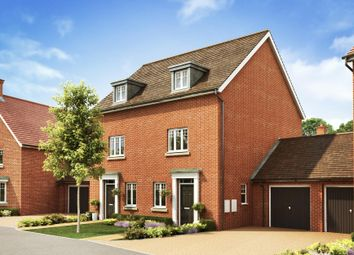 "Thumbnail 3 bedroom semi-detached house for sale in ""Greenwood"" at South Road, Durham"