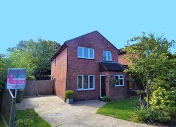 Thumbnail 4 bed detached house for sale in Lancaster Close, Bursledon