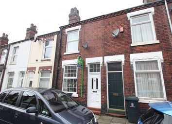 Thumbnail 3 bed terraced house for sale in Winifred Street, Stoke-On-Trent