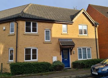 Thumbnail 4 bed semi-detached house for sale in Chapman Road, Wellingborough