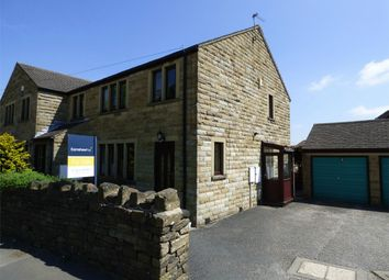 Thumbnail 3 bed cottage for sale in 17 Hopton Hall Lane, Mirfield, West Yorkshire