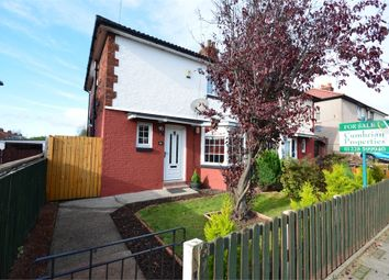 Thumbnail 3 bed semi-detached house for sale in Merith Avenue, Botcherby, Carlisle, Cumbria