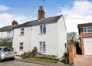 Thumbnail 2 bed semi-detached house for sale in St. Johns Road, Thatcham