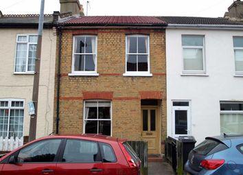Thumbnail 2 bedroom terraced house for sale in Salisbury Road, London