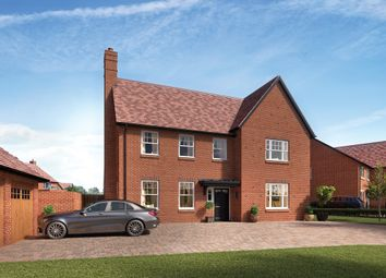 "Thumbnail 5 bed property for sale in ""The Constable I"" at Highlands Lane, Rotherfield Greys, Henley-On-Thames"