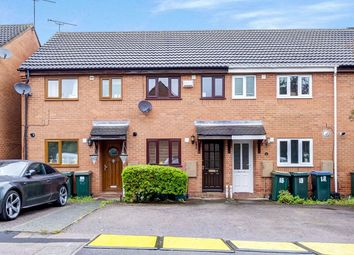Thumbnail 2 bed terraced house for sale in Alderney Close, Coventry