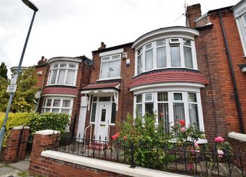 Thumbnail 3 bed terraced house for sale in Egmont Road, Longlands, Middlesbrough