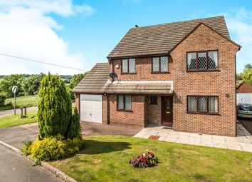 Thumbnail 4 bed detached house for sale in Meadow View Wessington Lane, South Wingfield, Alfreton