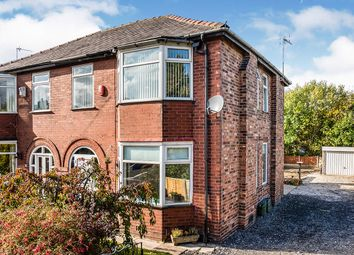 Thumbnail 3 bed semi-detached house for sale in Rivington Avenue, Pendlebury, Swinton, Manchester