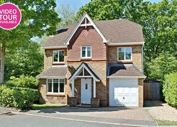 Further Vell-Mead, Church Crookham, Fleet GU52. 5 bed detached house