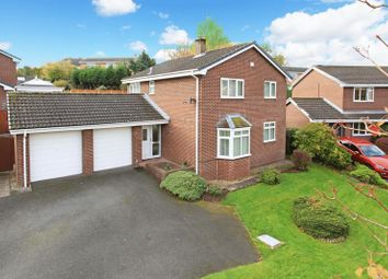Thumbnail 4 bedroom detached house for sale in 9 St Margarets Drive, Wellington, Telford