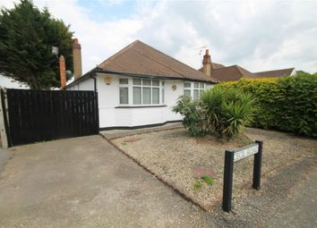 Thumbnail 4 bed detached bungalow for sale in Cecil Road, Ashford, Surrey