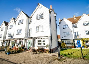 Thumbnail 3 bed town house for sale in West Quay, Wivenhoe, Colchester