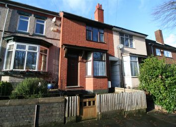 Thumbnail 3 bed terraced house for sale in Coventry Road, Nuneaton