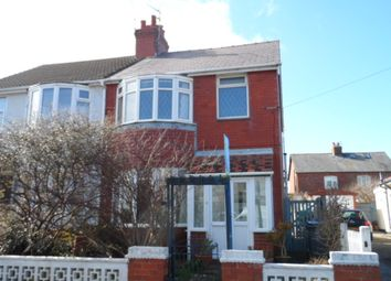 Thumbnail 3 bed semi-detached house to rent in Kelvin Road, Blackpool