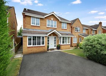 Thumbnail 4 bedroom detached house for sale in Juno Way, Rushy Platt, Swindon, Wiltshire