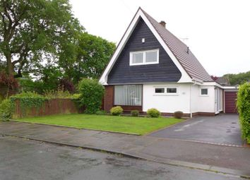 Thumbnail 3 bed detached house for sale in Meadows Avenue, Thornton-Cleveleys