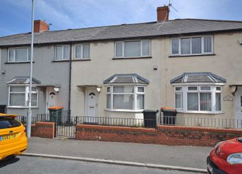 Thumbnail 3 bed terraced house for sale in Bay-Fronted Terrace, Coverack Road, Newport