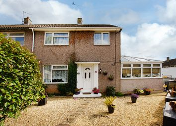 Gathorne Crescent, Yate, Bristol BS37. 3 bed end terrace house