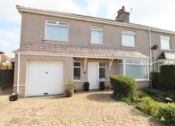 Thumbnail 4 bedroom property for sale in Thorpe Avenue, Morecambe