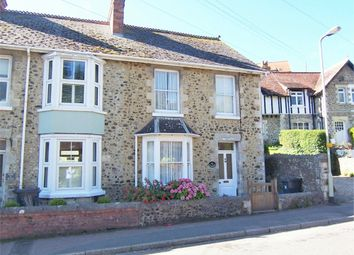Thumbnail 3 bedroom end terrace house for sale in Causeway, Beer, Seaton, Devon