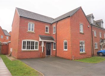 Thumbnail 4 bed detached house for sale in Vale Gardens, Wigan