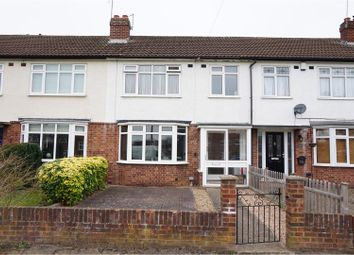 Thumbnail 3 bed terraced house for sale in Front Lane, Upminster