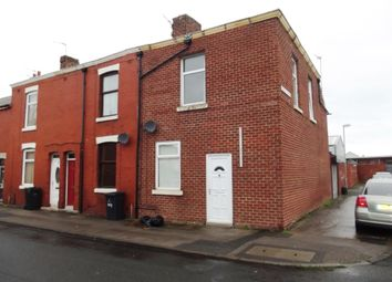 Thumbnail 3 bedroom end terrace house for sale in Cemetery Road, Preston