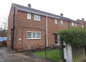 Thumbnail 2 bed semi-detached house to rent in Dodworth Drive, Wakefield