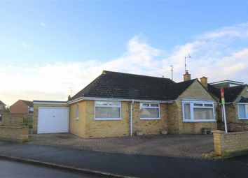 Thumbnail 3 bedroom detached bungalow for sale in Kingsley Way, Swindon, Wiltshire
