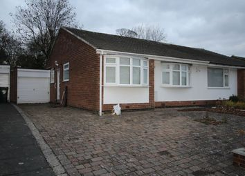 Thumbnail 2 bed bungalow for sale in Grange Farm Drive, Whickham, Newcastle Upon Tyne