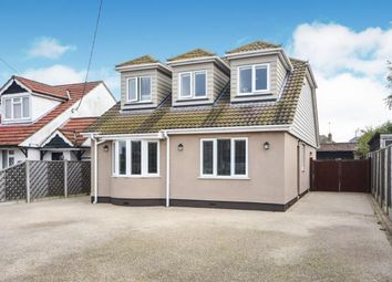Thumbnail 4 bedroom bungalow for sale in Bowers Gifford, Basildon, Essex