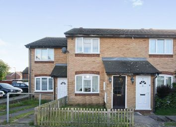 Thumbnail 2 bed terraced house for sale in Hornbeam Close, Northolt